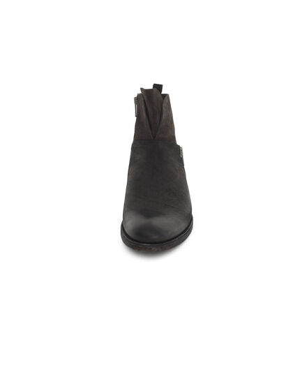 Men's leather boots - IKKS Men