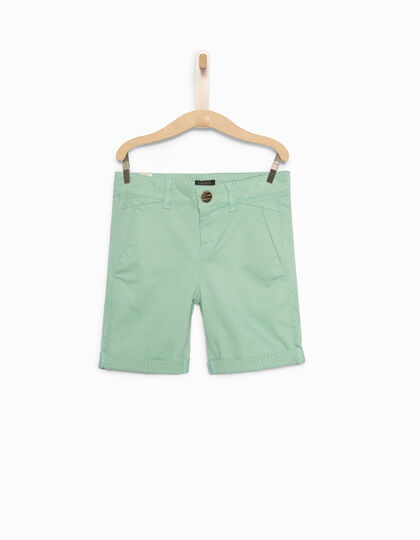 Boys' chino Bermuda shorts - IKKS Junior