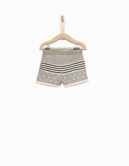 Baby girl's shorts - IKKS Junior