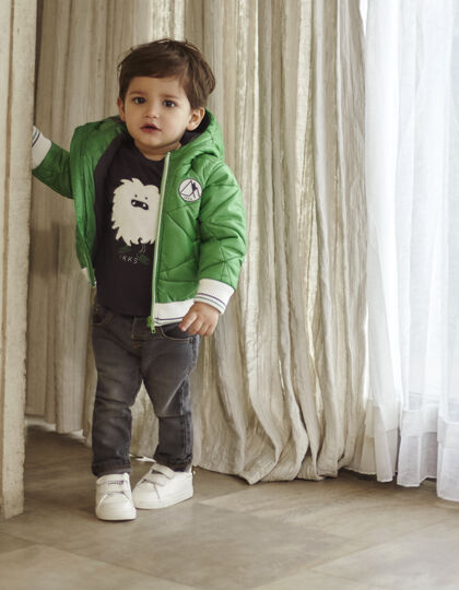 Baby boys' padded jacket - IKKS Junior