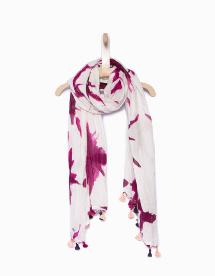 Snood fille rose - IKKS Junior