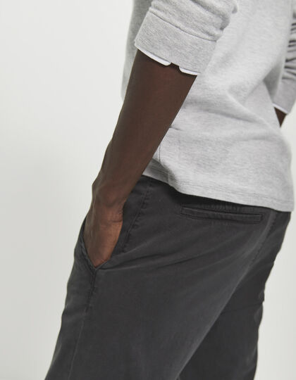 Men's chinos - IKKS Men