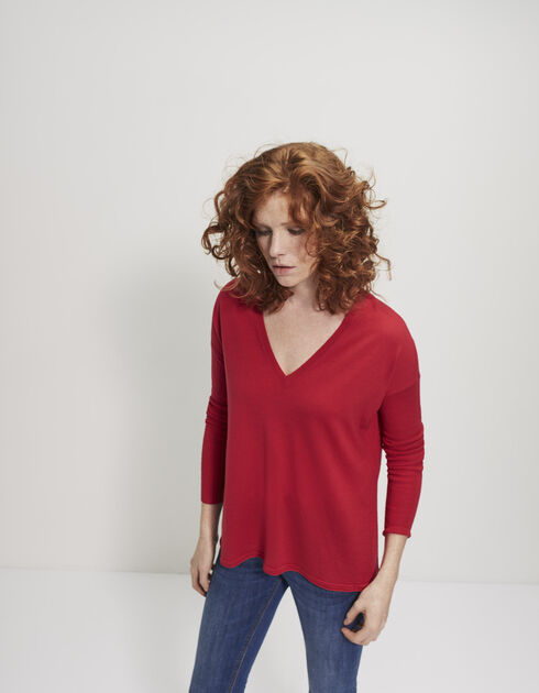 Women's Merino wool sweater