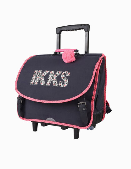 41-cm wheeled bag - IKKS Junior
