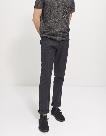 Pantalon tapered homme - IKKS Men