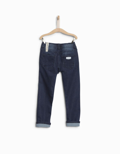 Boys' blue jeans - IKKS Junior