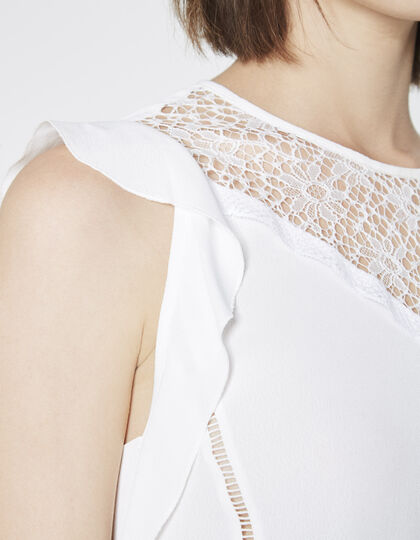 Women's lace top - IKKS Women