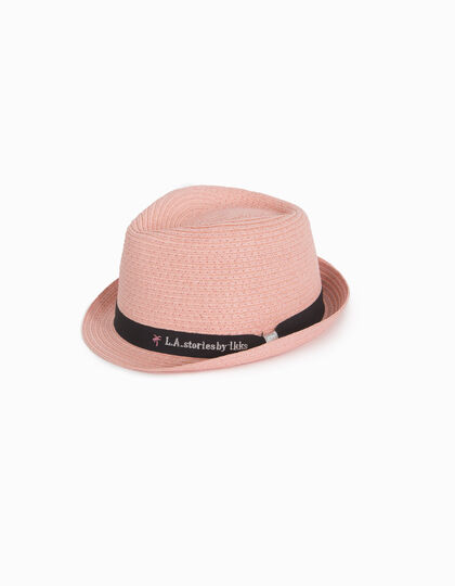 Girls' straw hat - IKKS Junior