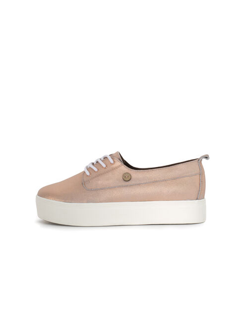 Women's platform trainers