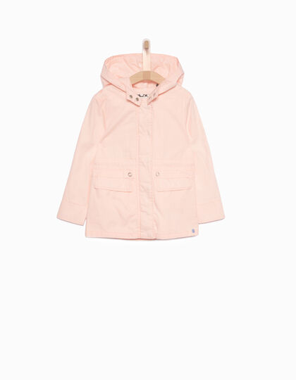 Parka fille rose - IKKS Junior