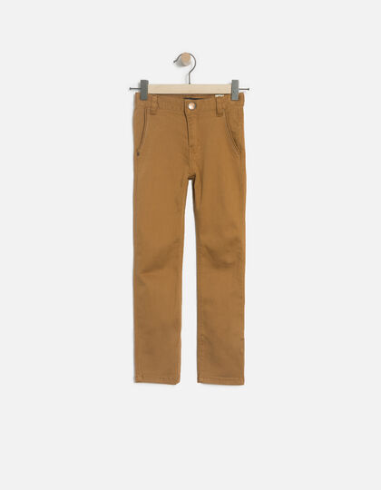 Pantalon chino garçon - Junior
