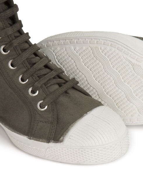 Men's high-top trainers