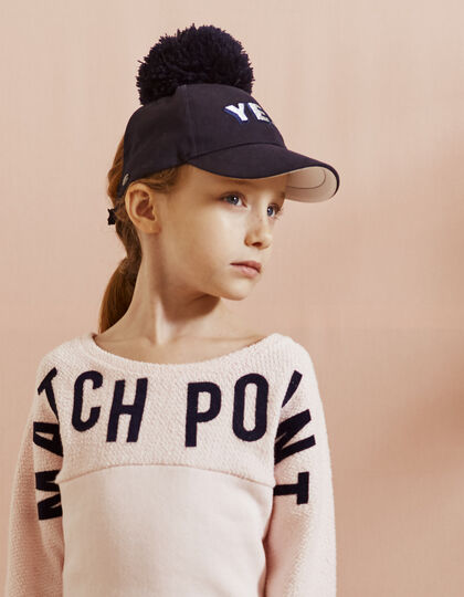 Girls' baseball cap - IKKS Junior
