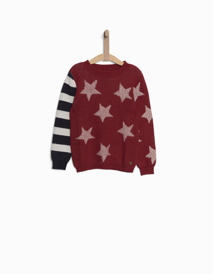 Pull tricot fille - IKKS Junior