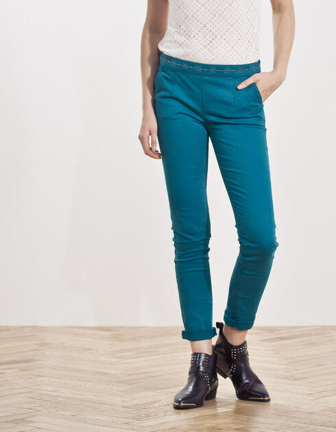 7/8-length trousers
