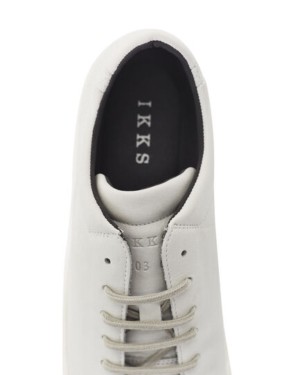 Sneakers blanche homme - IKKS Men