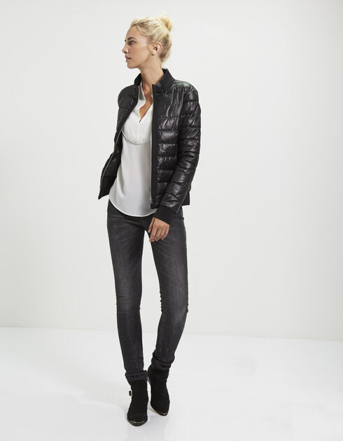 Women's sporty under-jacket