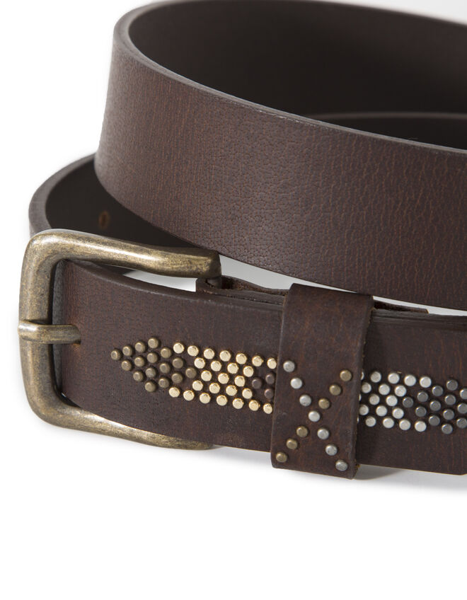 Women's brown belt