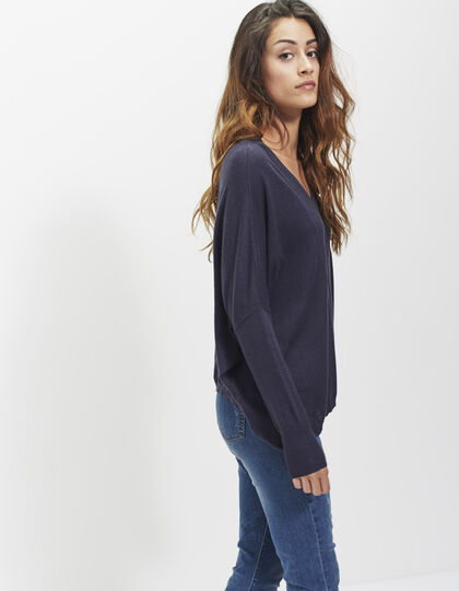Pull cape pour femme - I.Code