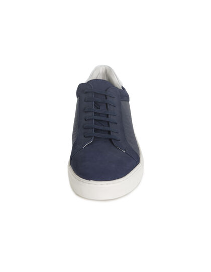 Men's blue trainers - IKKS Men