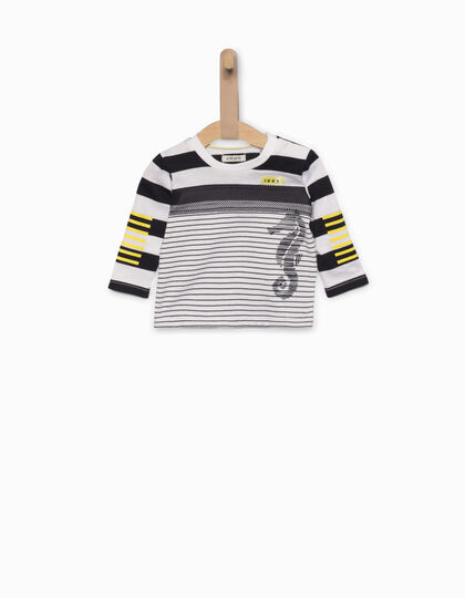 Baby boys' sailor top - IKKS Junior