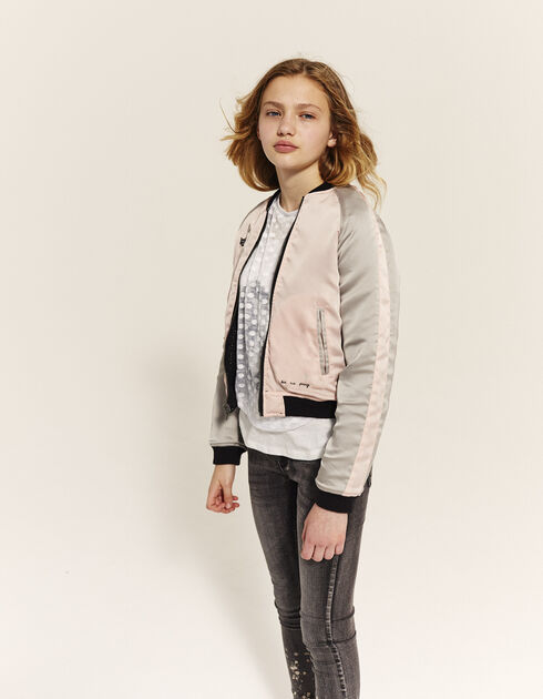 blouson cuir fille belle fille qui porte du cuir youtube blazer enfant pas cher blouson cuir. Black Bedroom Furniture Sets. Home Design Ideas