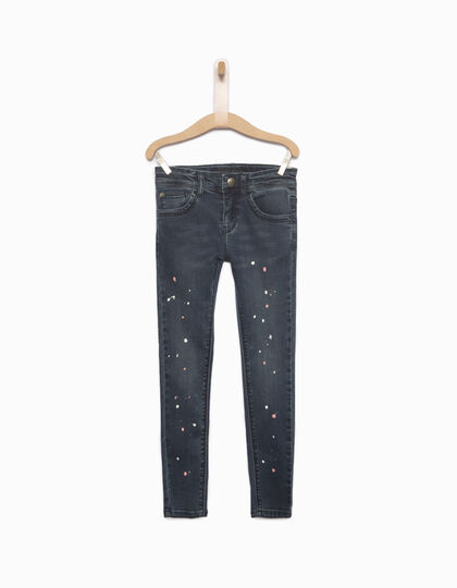 Girls' skinny jeans - IKKS Junior