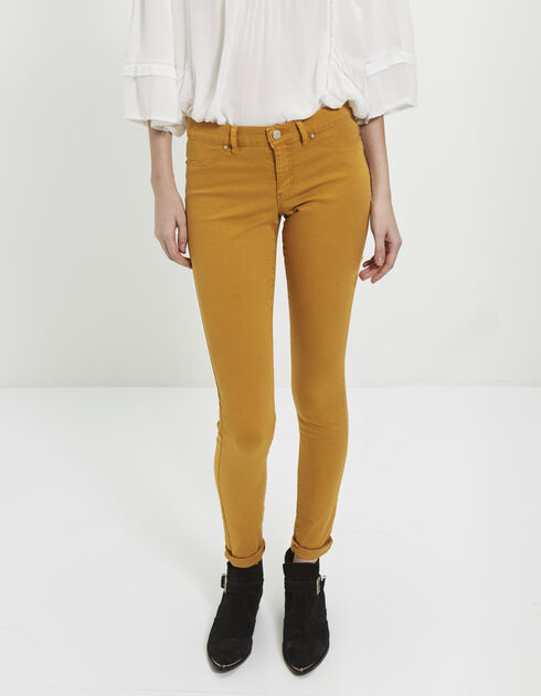 Women's saffron jeggings