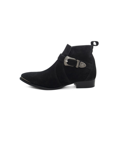 Boots western noirs ikks