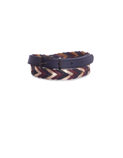 Women's braided belt - I.Code