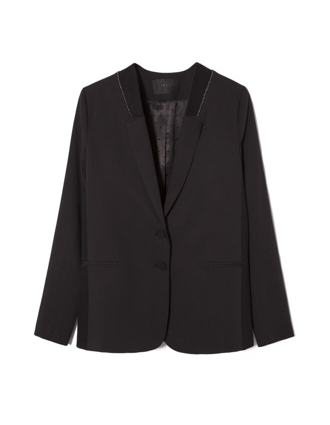 Women's cold wool jacket