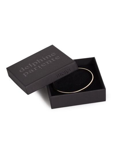 Gold-plated bracelet - IKKS Women
