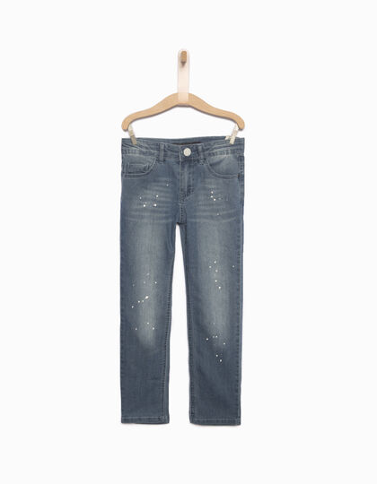 Boys' straight jeans - IKKS Junior