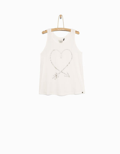Sweat fille rose 2 en 1  - IKKS Junior