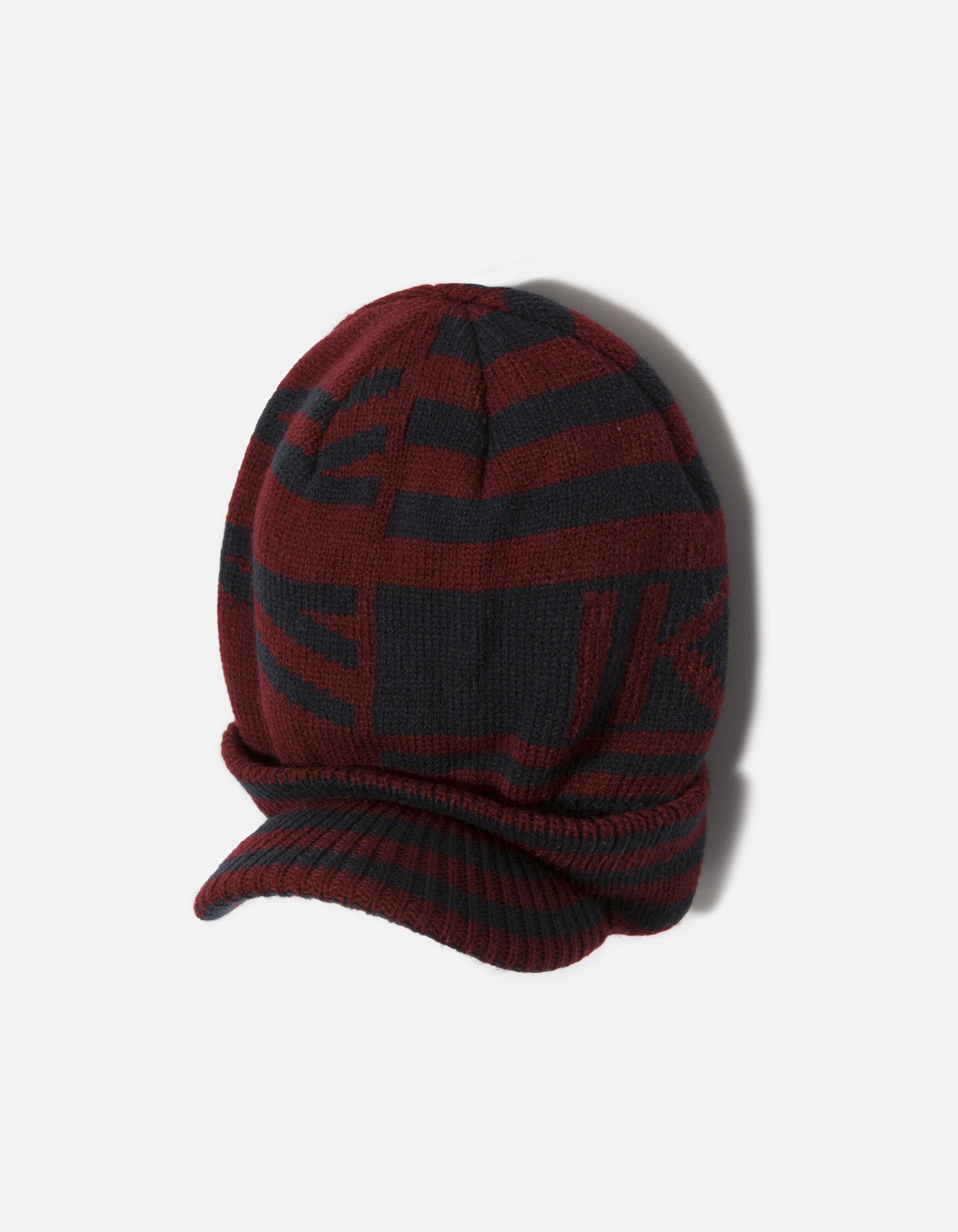 Bonnet tricot garçon
