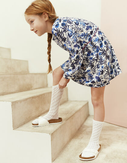 Girls' floral dress - IKKS Junior