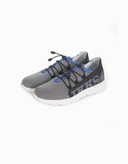Boys' two-tone trainers - IKKS Junior