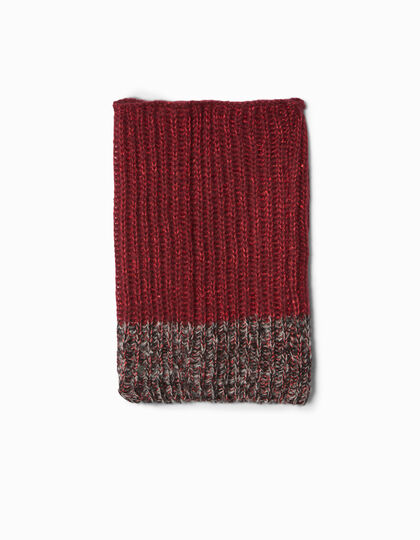 Girls' knitted snood - IKKS Junior