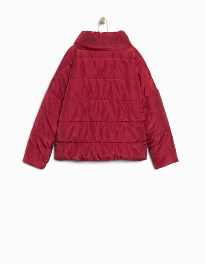 Doudoune rouge fille - IKKS Junior