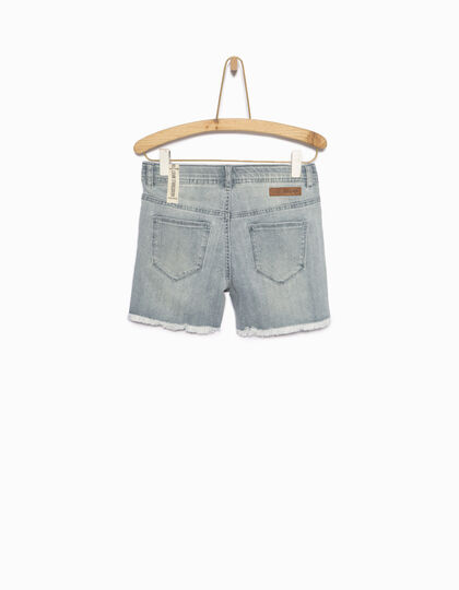 Short en jean fille - IKKS Junior