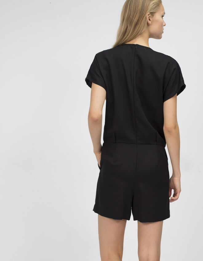 Short jumpsuit