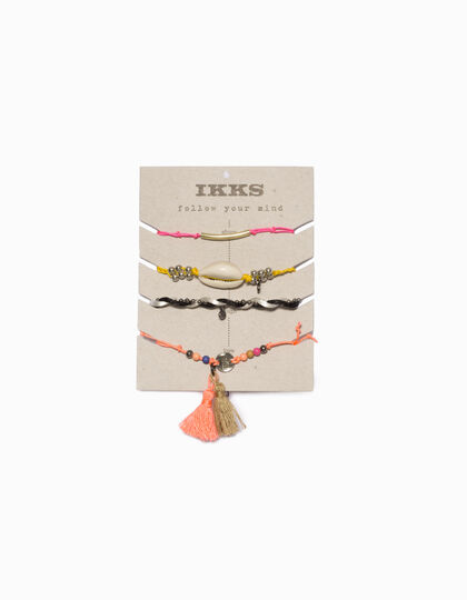 Girls' bracelets - IKKS Junior