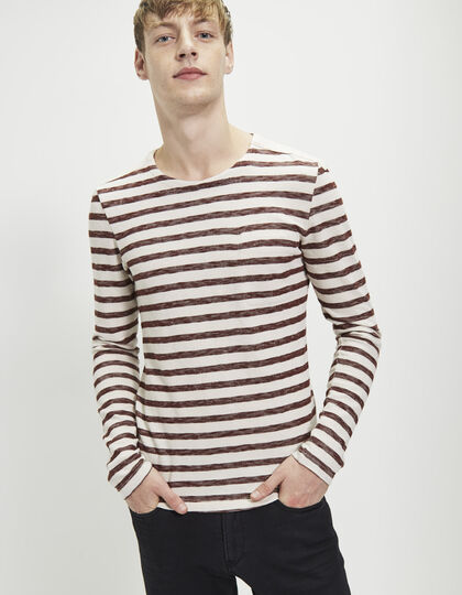 Sweat rayé homme - IKKS Men