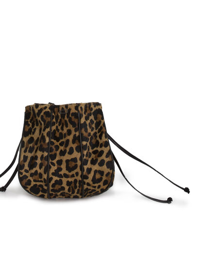 Women's leopard print bag - IKKS Women