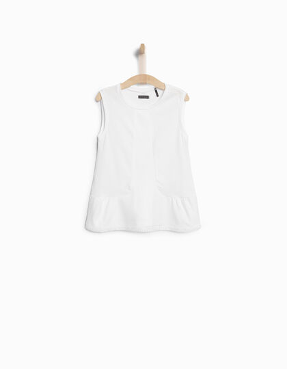 Girls' 2 in 1 top - IKKS Junior