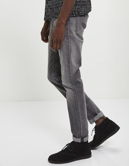 Slim gris homme - IKKS Men