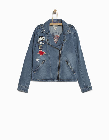 Blouson jean fille - IKKS Junior