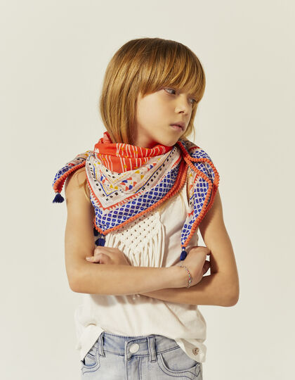 Girls' scarf - IKKS Junior