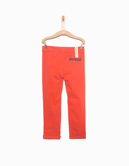 Pantalon chino garçon - IKKS Junior
