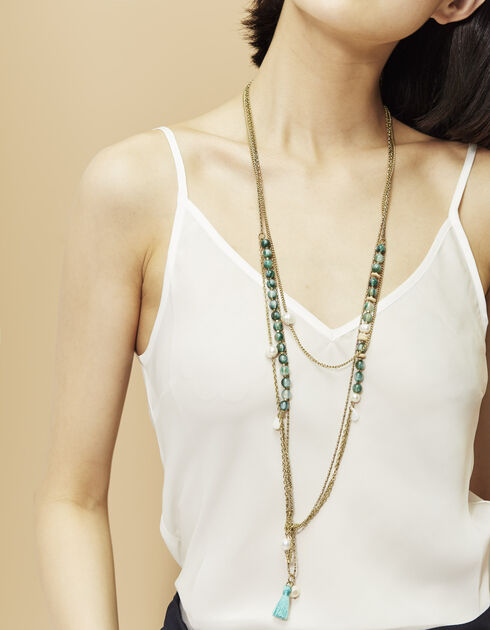 Women's chain necklace